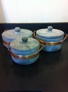 Soapstone Pots