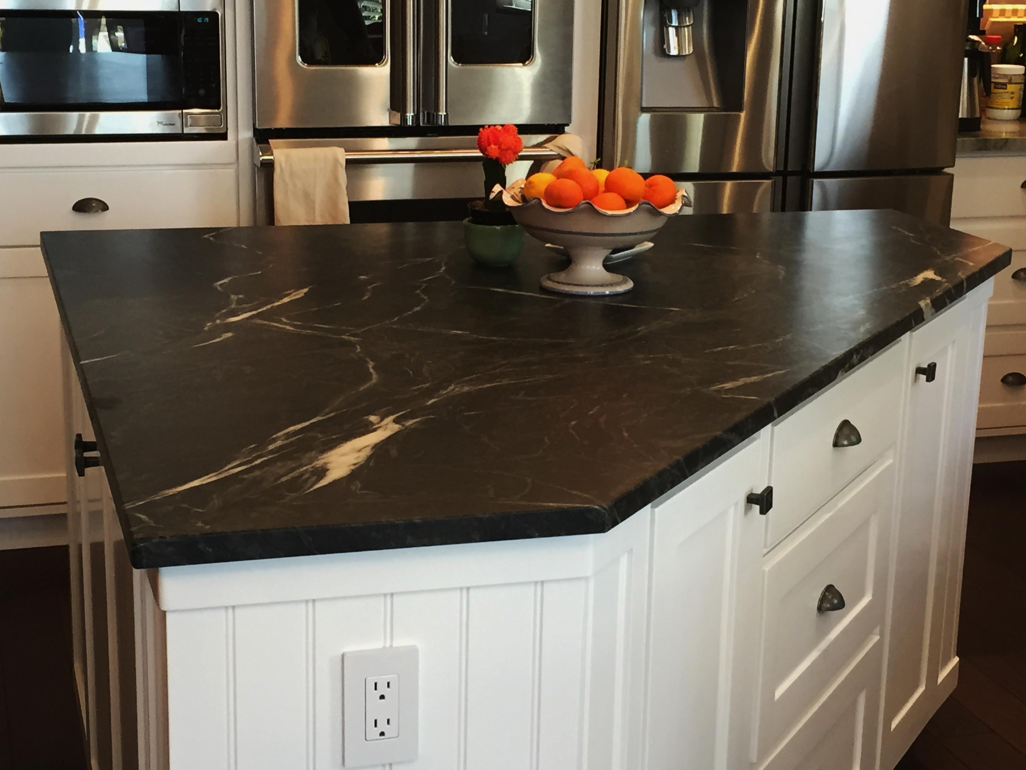 Soapstone counter tops sum soapstone countertops in san - Kitchen sinks san diego ...
