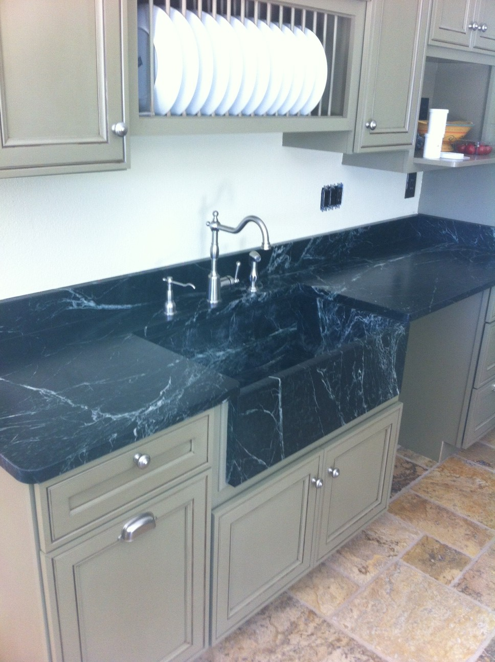 Soapstone for Kitchen and Bath