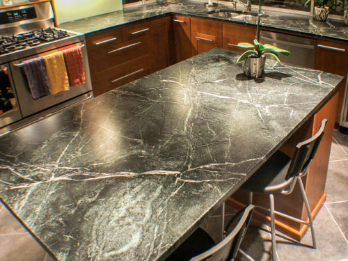 Wonderful Soapstone Countertop 18