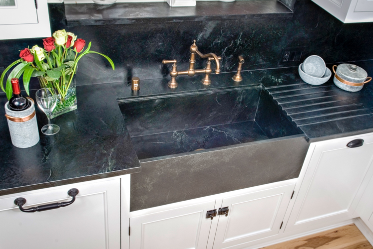 How To Make A Soapstone Sink Home Ideas