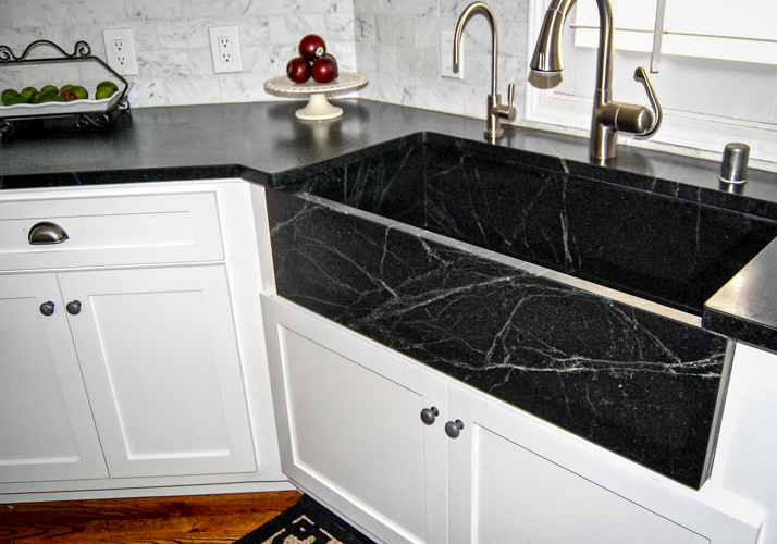 soapstone sinks rh soapstonewerks com  soapstone apron kitchen sinks