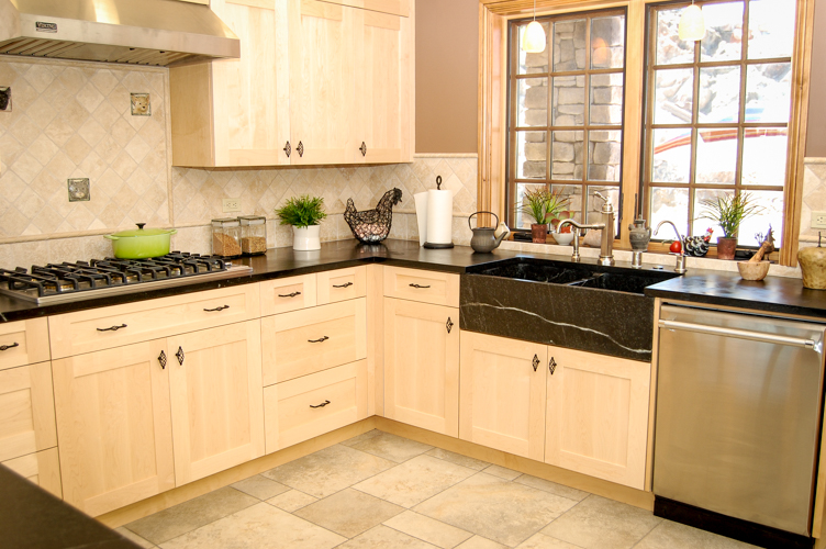 Browse Our Soapstone Sinks Gallery